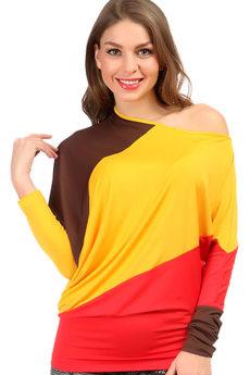 Женская трикотажная блузка Mondigo